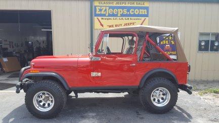 Classic Jeeps For Sale >> Classic Jeeps For Sale Orlando Cj Cj 7 Cj5 Cj7 Cj8 Scrambler