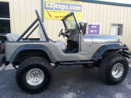 Toy Box Jeeps Florida